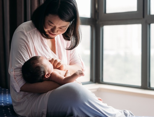 Know your options regarding maternity leave before rushing back to work.