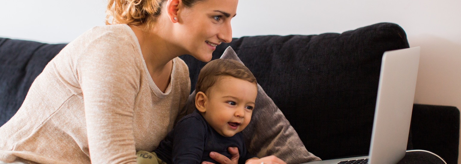Educational activities that explain the benefits to breastfeeding.
